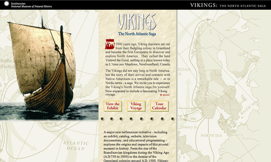 The Smithsonian Institution: Vikings
